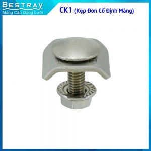 CK1 (Kẹp đơn cố định máng)