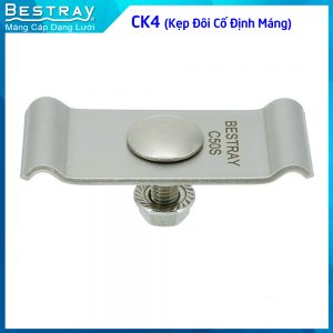 CK4 (Kẹp đôi cố định máng)