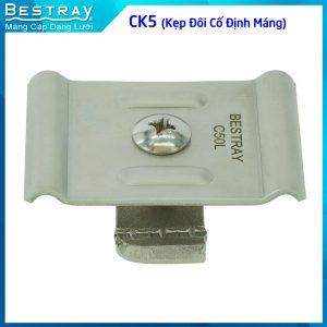 CK5 (Kẹp đôi cho máng dùng với thanh U)