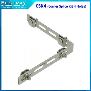 CSK4 (Corner Splice Kit 4 Holes)