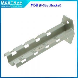 MSB (M-Strut Bracket, Best Bracket Support Tray on Wall)