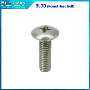 BLDD (Round Head Bolt)