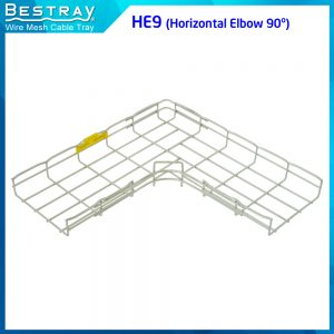 HE9 (Horizontal Elbow 90 degree)