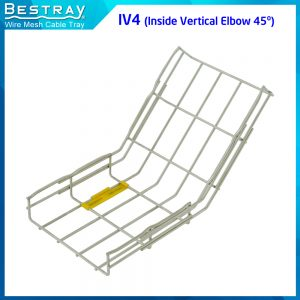 IV4 (Inside Vertical Elbow 45 degree)