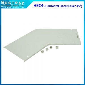 HEC4 (Horizontal Elbow Cover 45 degree)