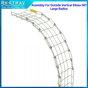 Outside Vertical Elbow 90 Degree (large Radius)